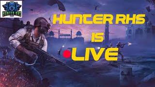 Pubg mobile lite live stream ! Road to 1k subscriber's ! Rush Gameplay ! #pubglite#hunter rhs