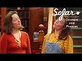 watch he video of Georgie and Phoebe - The Cruel War is Raging | Sofar Leeds