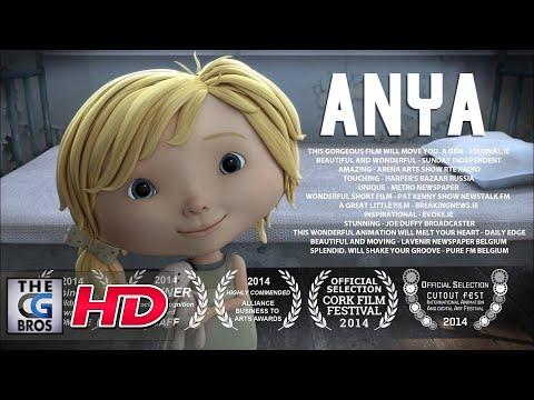 """CGI Animated Shorts : """"ANYA"""" - by Brown Bag Films"""