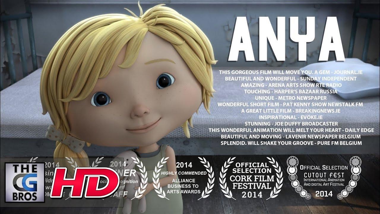 Anya nude video