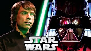 Why Did Darth Vader Stop Luke From Killing the Emperor in Return of the Jedi? Star Wars Explained