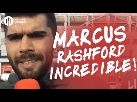 Marcus Rashford Incredible!   Middlesbrough 1-3 Manchester United   REVIEW