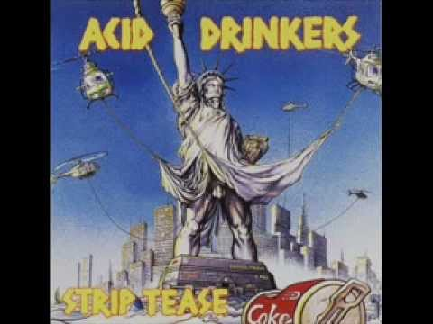 acid drinkers hell it is a place on earth