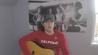 Drowns The Whiskey - Jason Aldean (ft. Miranda Lambert) (Cover by Johnny Henson Video
