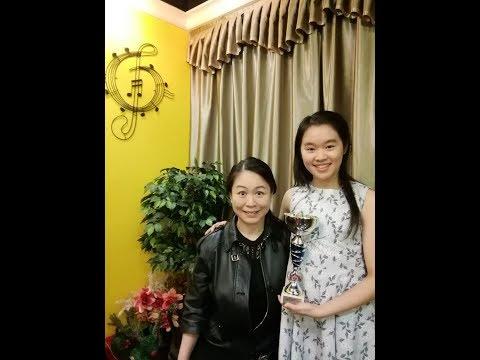 """Hong Kong Schools Music Festival Winners 2018 """"Congratulations"""""""