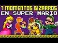 Top 7:  Momentos más Extraños en la Historia de Super Mario Bros
