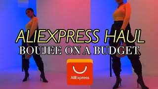 ALIEXPRESS BOUJEE ON A BUDGET SHOPLOG/HAUL 2018 | Mitha Nurlyla