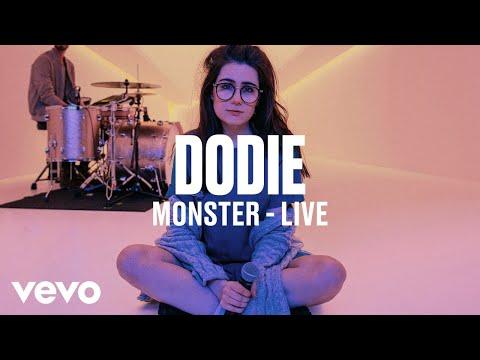 dodie - Monster (Live)   Vevo DSCVR