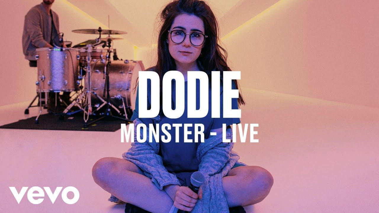 dodie — Monster (Live) | Vevo DSCVR