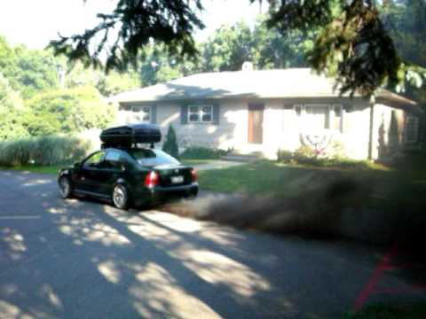 tdi  roll coal youtube