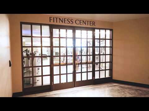 Gym & Fitness Center at the New Las Vegas, Park MGM Hotel