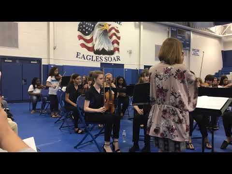 Remember Me - Ferry Pass Middle School - Philharmonic Orchestra