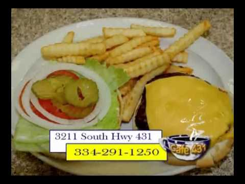 Cafe431 restaurant - Phenix City AL