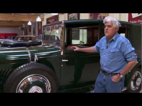 1931 Duesenberg Model J Town Car - Jay Leno