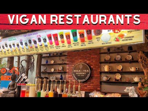 TOP 10 WEIRD RESTAURANTS IN VIGAN