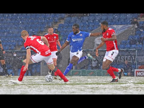 Chesterfield Solihull Goals And Highlights