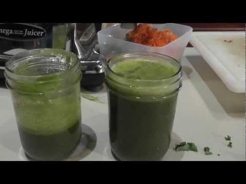Raw Vegetable Juice For Weight Loss and Health