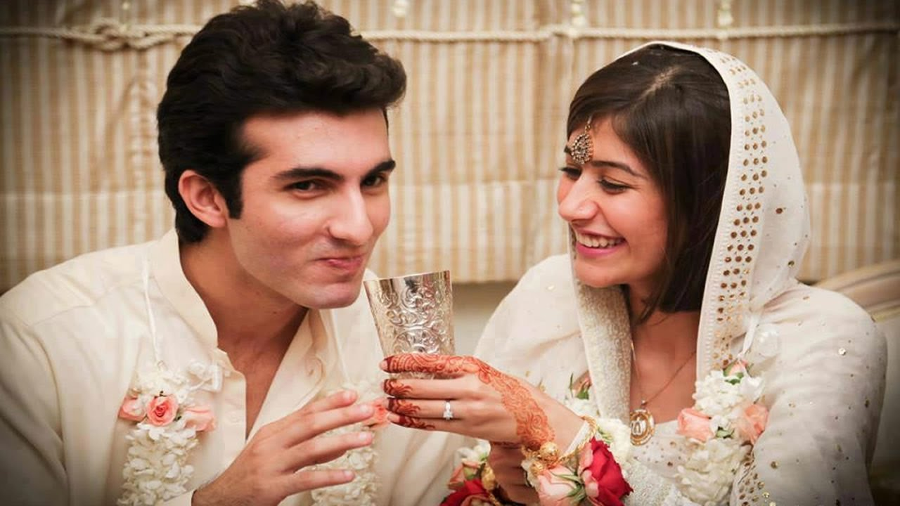 Syra Yousuf And Shehroz Sabzwaris Wedding Ceremony
