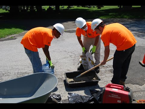 The Woodlawn Cemetery Preservation Training Program