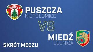 [Skrót] Puszcza - Miedź 0-1   PUSZCZA TV