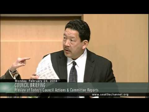 Seattle City Council Briefing - 2014-02-24 - Police Accountability