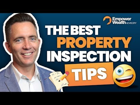 Five Key Things to look for during a Property Inspection - Buyers Agent Tips Bryce Holdaway