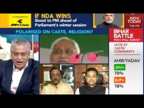 Bihar Elections Exit Polls 2015: Results Polarised On Caste, Religion?