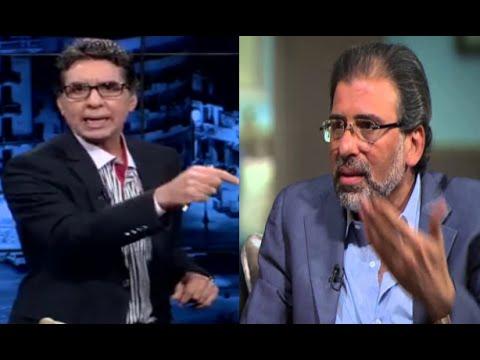 محمد ناصر ..  يكشف لأول مرة حقيقة صادمة  عن ' خالد يوسف ' ..  لتاريخة الأسود