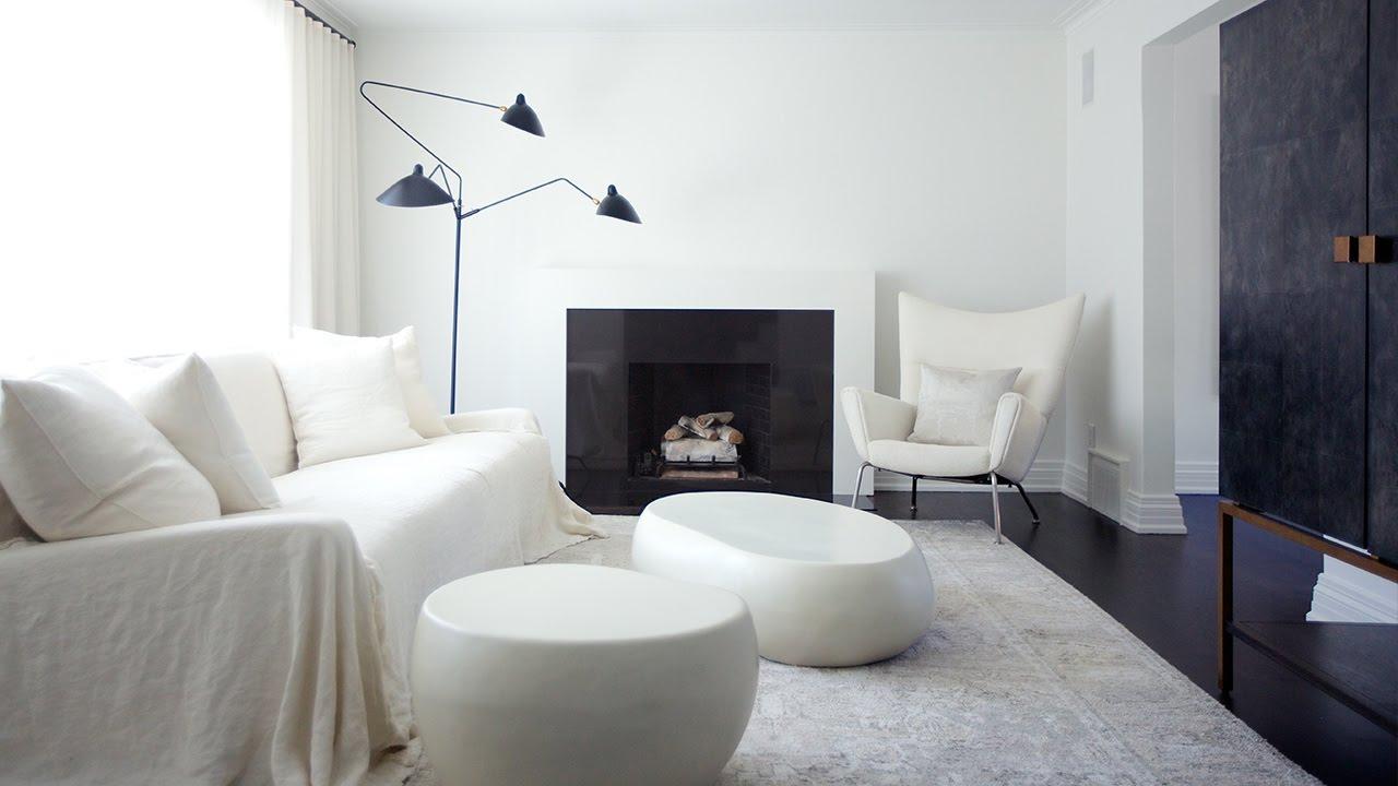 Interior Design This Minimalist Home Is Surprisingly