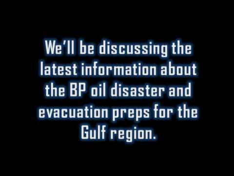 BP Oil Spill:  Interview with AC Griffith and Henning Kemner Part II 7/25/10 8pm EST