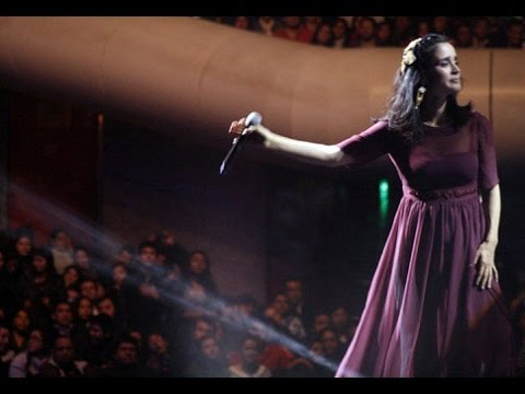 Julieta Venegas - Otra Cosa Tour (Auditorio Nacional)
