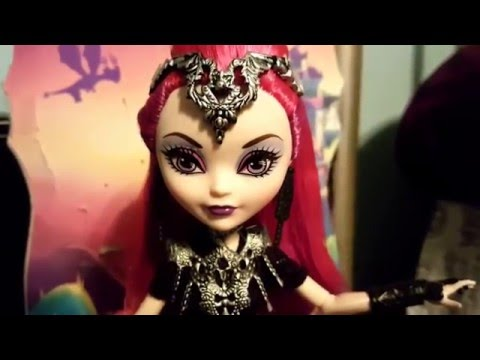 Dragon Games: Teenage Evil Queen Doll