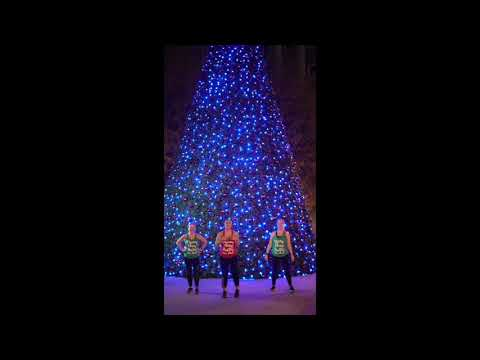 Mariah Carey - All I Want For Christmas Is You (Dance Fitness with Jessica)
