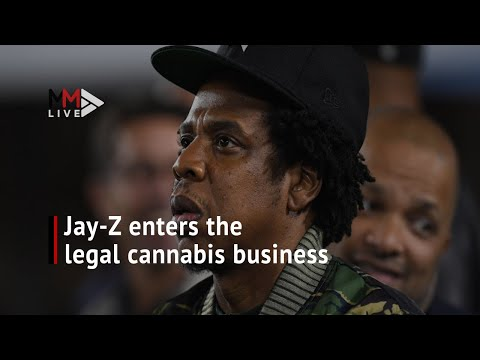 Jay-Z enters the legal cannabis business Mp3