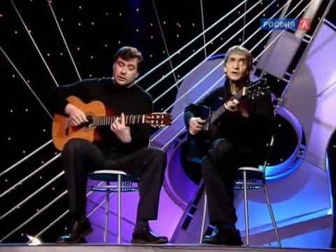 Дм.Межевич и М.Кривошеев - Тишина за Рогожской заставою (2009)
