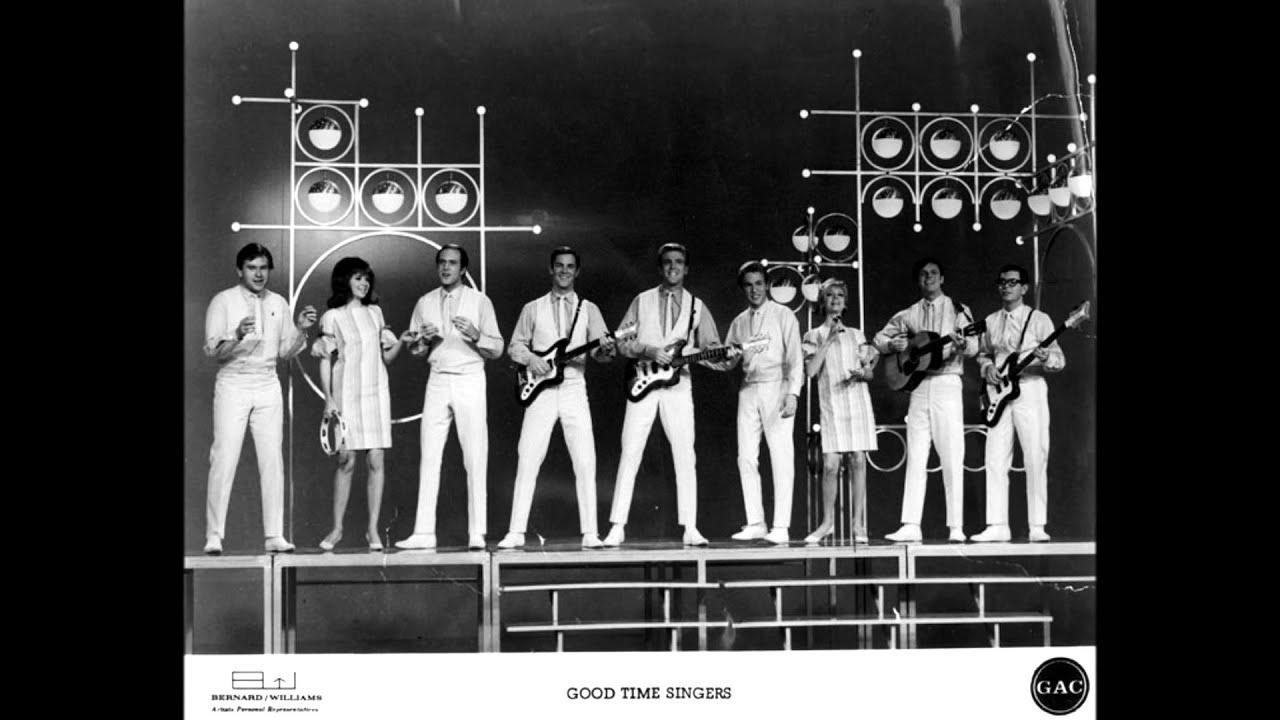 The Goodtime Singers - For Goodness Sake