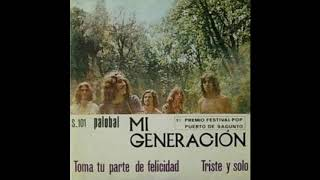 Baixar Mi Generación - Toma Tu Parte De Felicidad Single  (A-Side 1971)