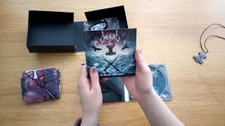 UNLEASHED - The Hunt For White Christ (Unboxing) | Napalm Records