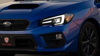 2015-2020 Subaru WRX APEX Headlights Showcase video