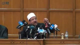 مصر العربية   وزير الأوقاف: لن نسمح للمنتميات إلى الجماعات الإسلامية بالعمل الدعوي