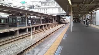 近畿車両出場甲種 DE10-1743牽引 都営三田線6500形6505f放出駅