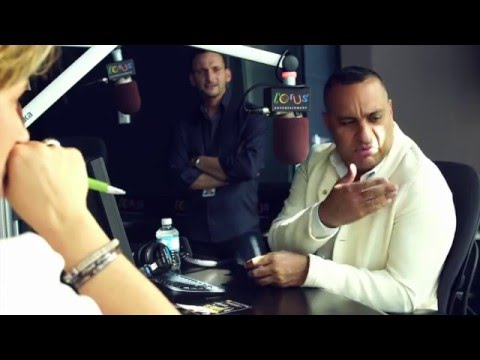 INSIDE JOKES w/ Sandra Carusi ft: Russell Peters