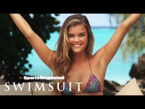 Nina Agdal Gets Sexy In Cook Islands | Outtakes | Sports Illustrated Swimsuit