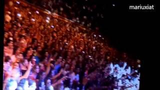 Malú- No voy a cambiar (Mallorca, 22/08/14)