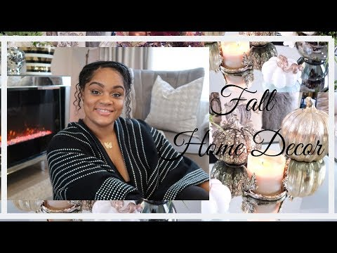 2019 NEW FALL HOME DECOR || DECOR INSPIRATION