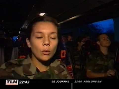 Futurs médecins militaires : c'est la rentrée à Lyon