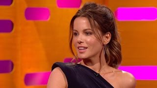 kate beckinsales chocolate between the buttocks prank – the graham norton show preview bbc one