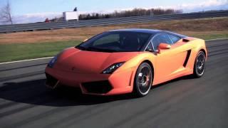 2011 Lamborghini Gallardo LP550-2 Bicolore – At the Track