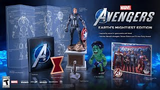 Marvel's Avengers: Unboxing Earth's Mightiest Edition