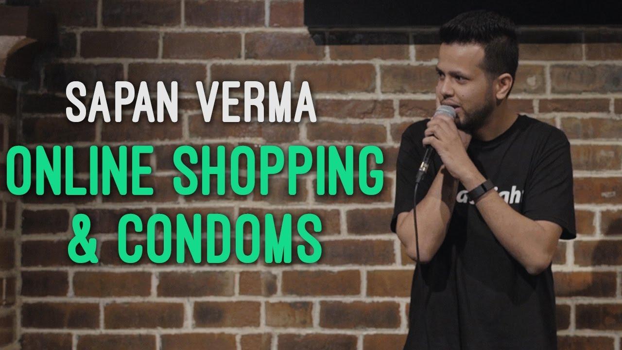 Condom online shopping